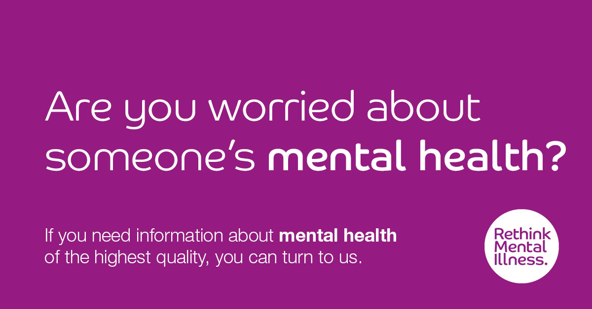 Worried About Someones Mental Health
